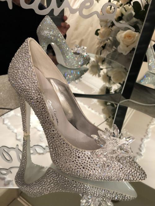 Scarpe Gioiello Sposa.Scarpe Sposa Gioiello Cinderella